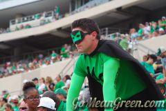 Mean Green Man