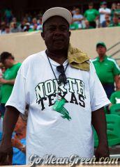 UNT Fan Nicholls State Game