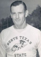 Coach Odus Mitchell 1948