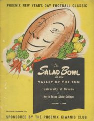 1948 Salad Bowl program