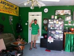 Grant's Mean Green Garage