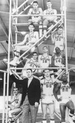 1962 p185 basketball team