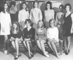 1970 NTSU Homecoming Semifinalists
