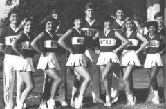 1982  Cheerleaders