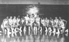 1970 NTSU Basketball