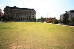 Main Street Garden Park Open Area