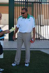 Coach Mac In North Texas Nike Shirt