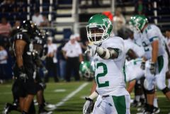UNT WR Michael Outlaw