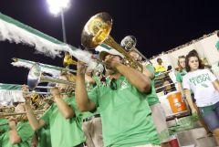 Mean Green Brigade @Apogee Stadium Opener 2011