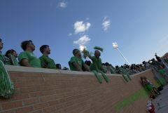 Student Section @Apogee Stadium Opener 2011