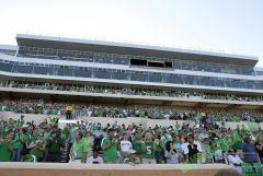 UNT Alumni Side2 Apogee Stadium Opener 2011