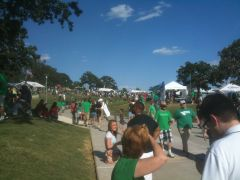 2011 Mean Green Tailgating