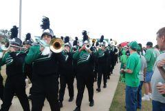 Mean Green Walk -  WKU Game 2011