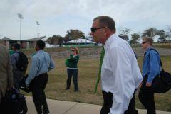 UNT Coach Dan McCarney