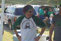 The Mean Green Fan