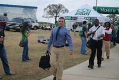 UNT Mean Green Walk - Can you Name the Players?