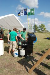 Grilling on the Hill pre ULM