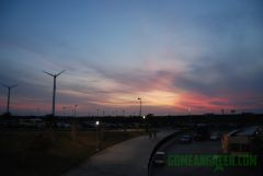 Windmill Sunset at Apogee
