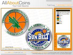 Basketball Coin