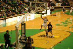 Mean Green Basketball