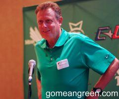UNT Coach Mike Peterson 1