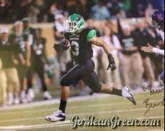 brelan autographed photo for GMG Basketball Classic
