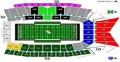 Apogee Stadium Seating Chart