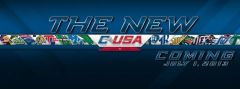 The New C-USA Starts July 1 2013!