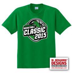 2015 GoMeanGreen.com Classic Green Team