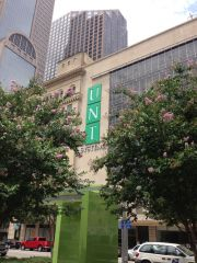 UNT System Sign up in Downtown Dallas