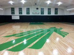 New UNT Basketball Practice Facility