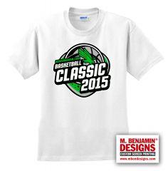 2015 GoMeanGreen.com Classic White Team