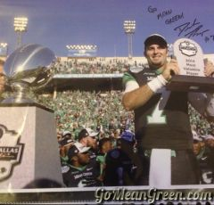 derek2 autographed photo for GMG Basketball Classic