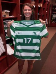New UNT Soccer Jersey 2013