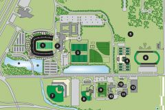 UNT Master Facility Plan for Eagle Point Athletic Village