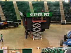 New Super Pit SB Going Up!