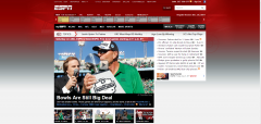 Coach Mac on ESPN Website