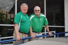 Denny Kalk and C. Dan Smith