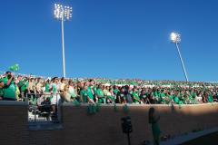 UNT Student side of Apogee