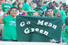 Go Mean Green!