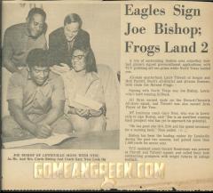 Eagles sign Joe Bishop