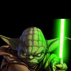 Mean Green Jedi