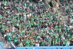 North Texas vs Army, Heart of Dallas Bowl