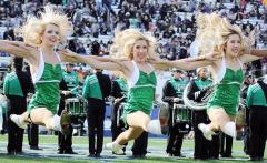 NT Dancers at Heart of Dallas Bowl 2016