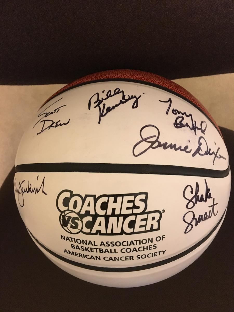 Coaches for Cancer