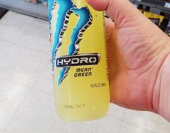 Mean Green Hydro Energy Boost