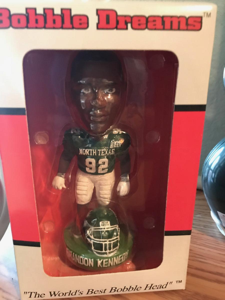 Brandon Kennedy Bobblehead (Unopened)
