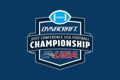 conference usa championship game logo