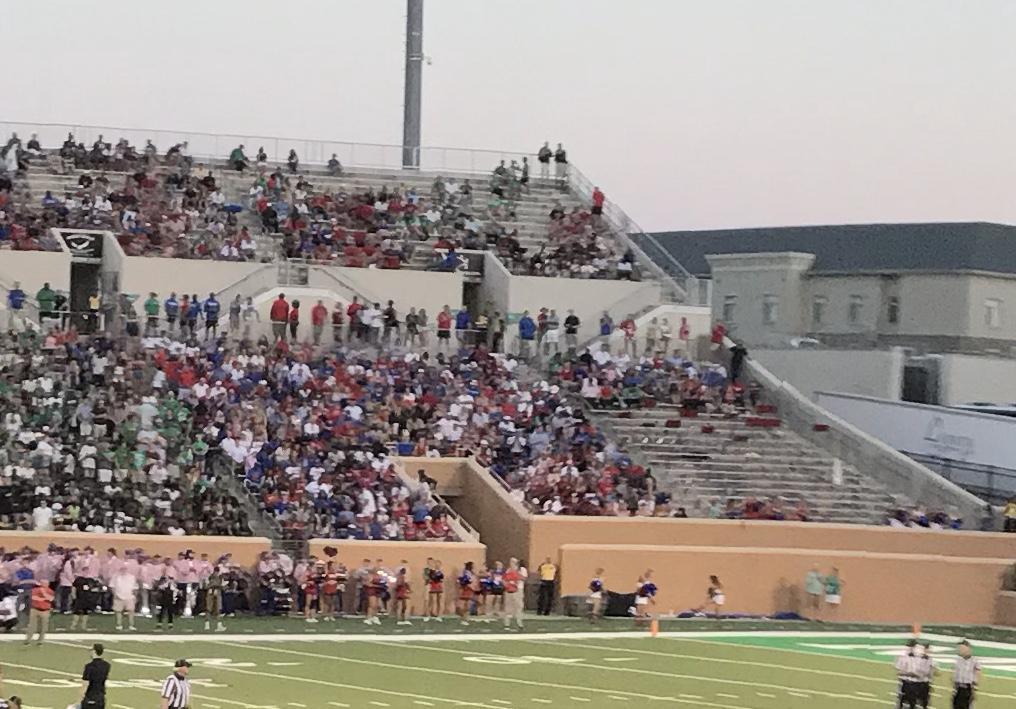 SMU Game 2018 Attendance Photo