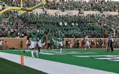 Go Mean Green Fan Images